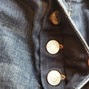 Express Shorts - Express cut off high waist denim shorts *read desc